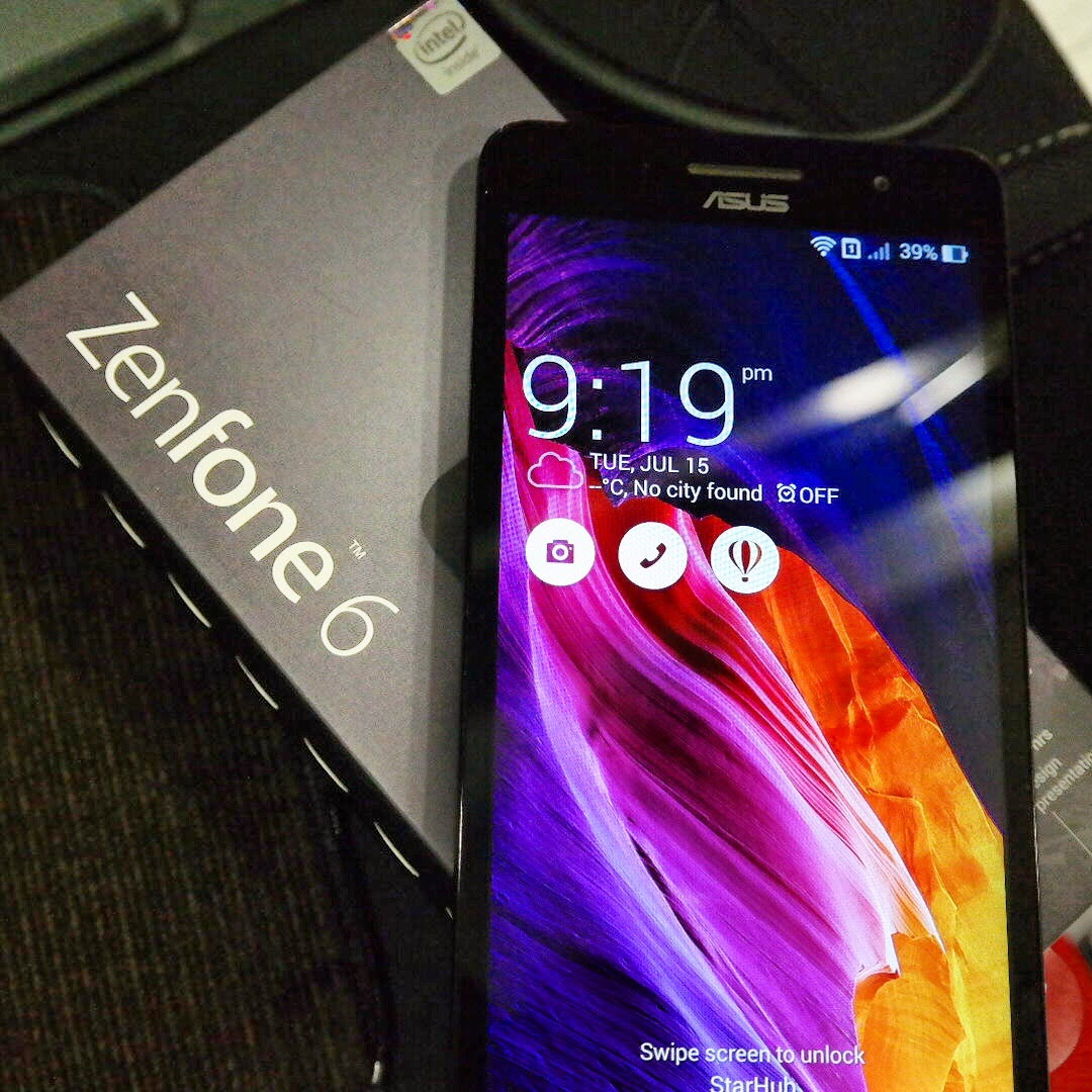 ASUS Zenfone 6: Quality Value Large Screen Smartphone