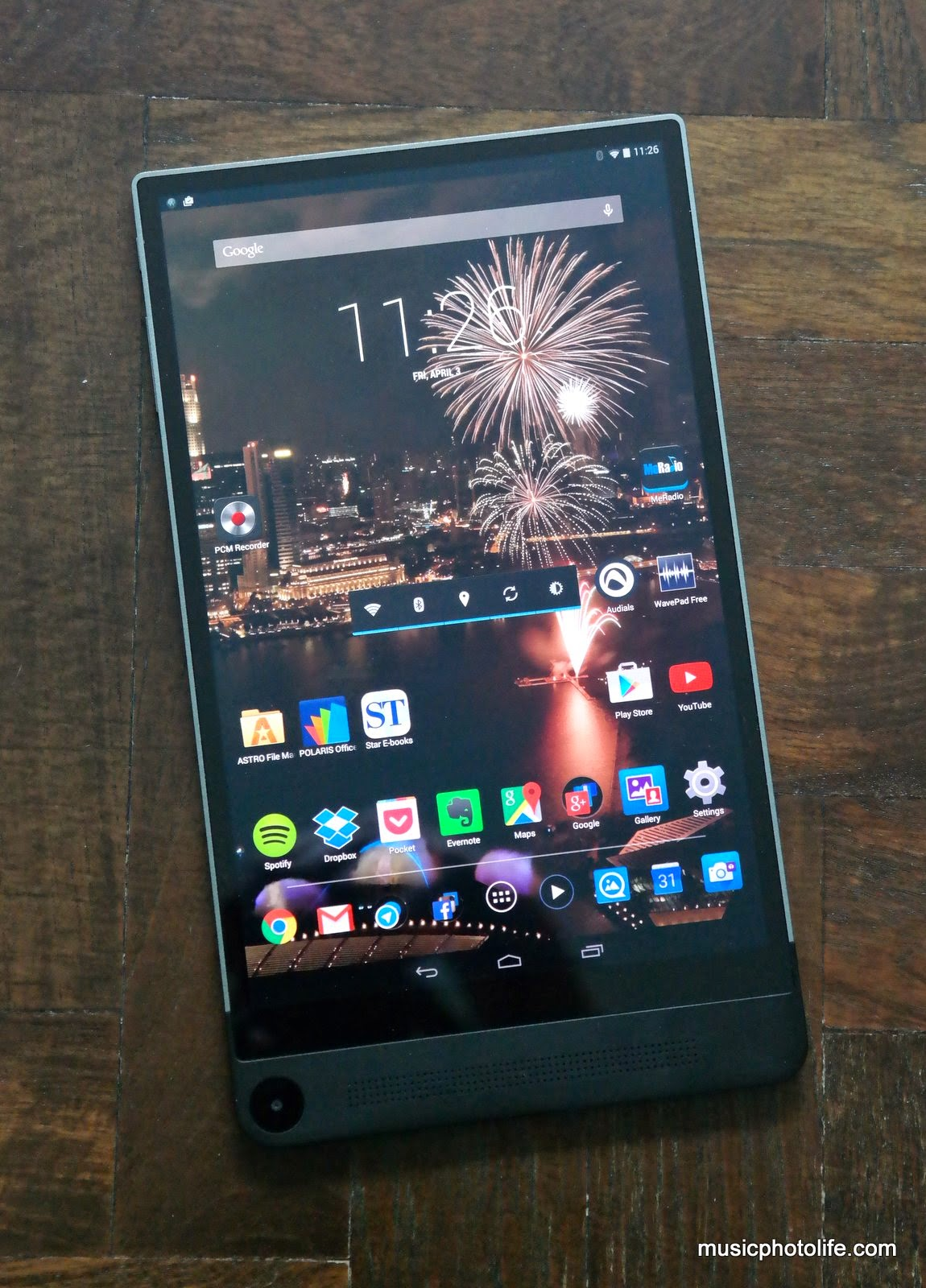 Dell Venue 8 7000 Android Tablet Review