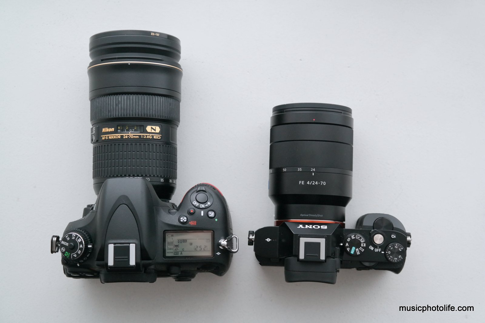Can Mirrorless Camera Replace DSLR?