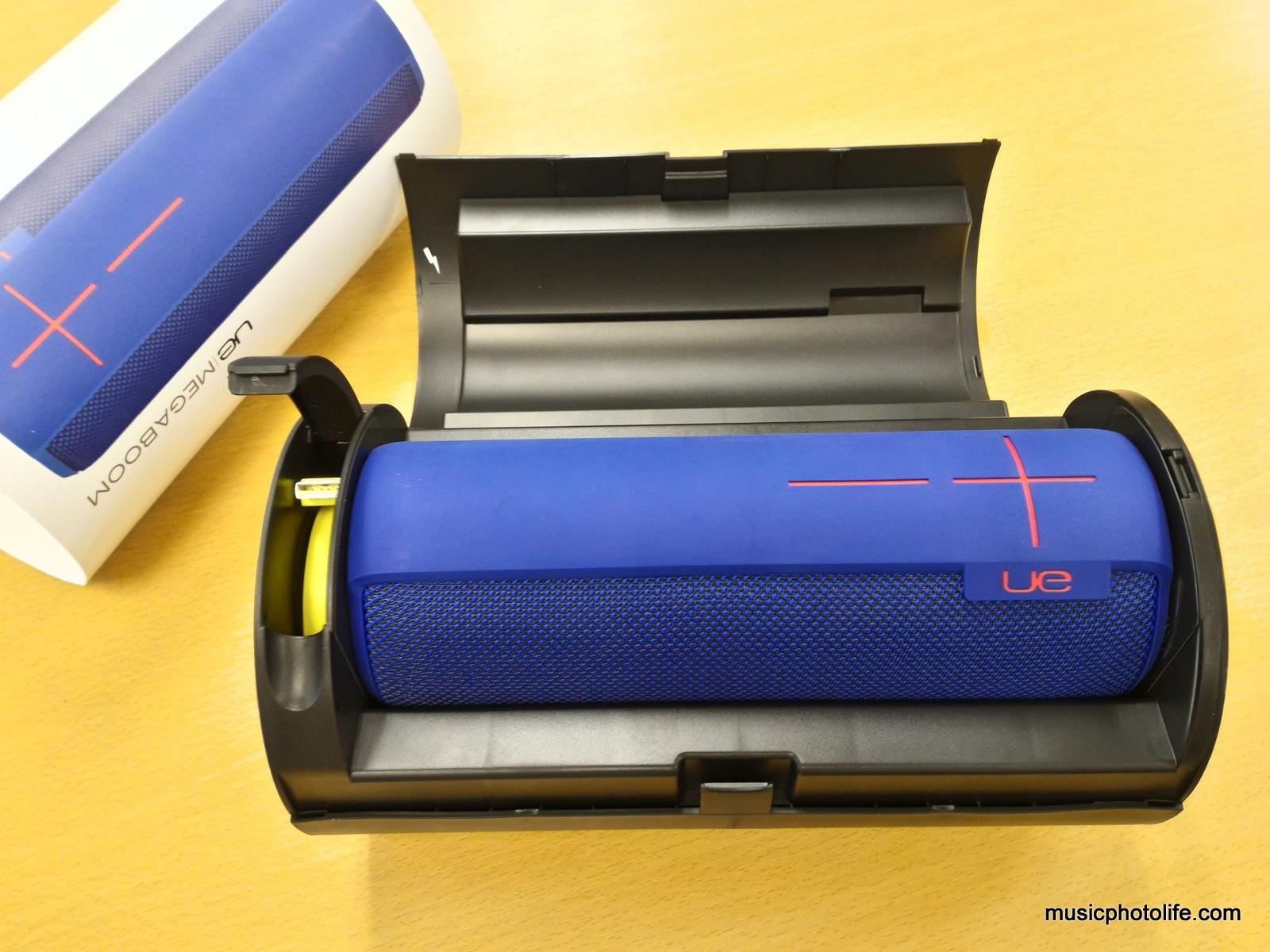 UE MEGABOOM Waterproof Wireless Speaker Review
