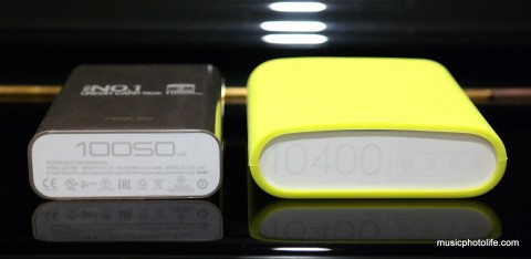 ZenPower vs. Mi Power Bank