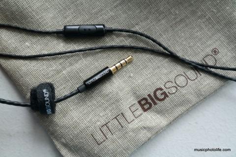 Little Big Sound NatureTones On-Ear Pod RoseWood