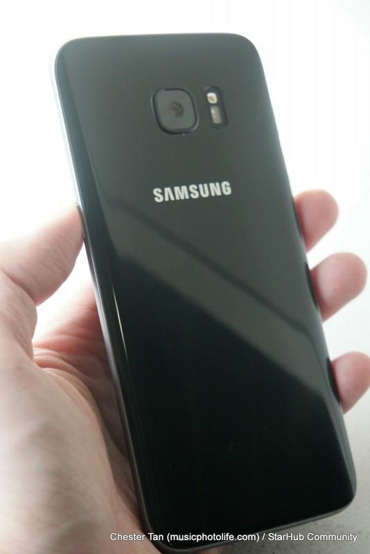 Samsung Galaxy S7 edge review by musicphotolife.com