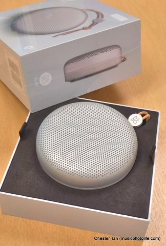 Beoplay A1 review by musicphotolife.com