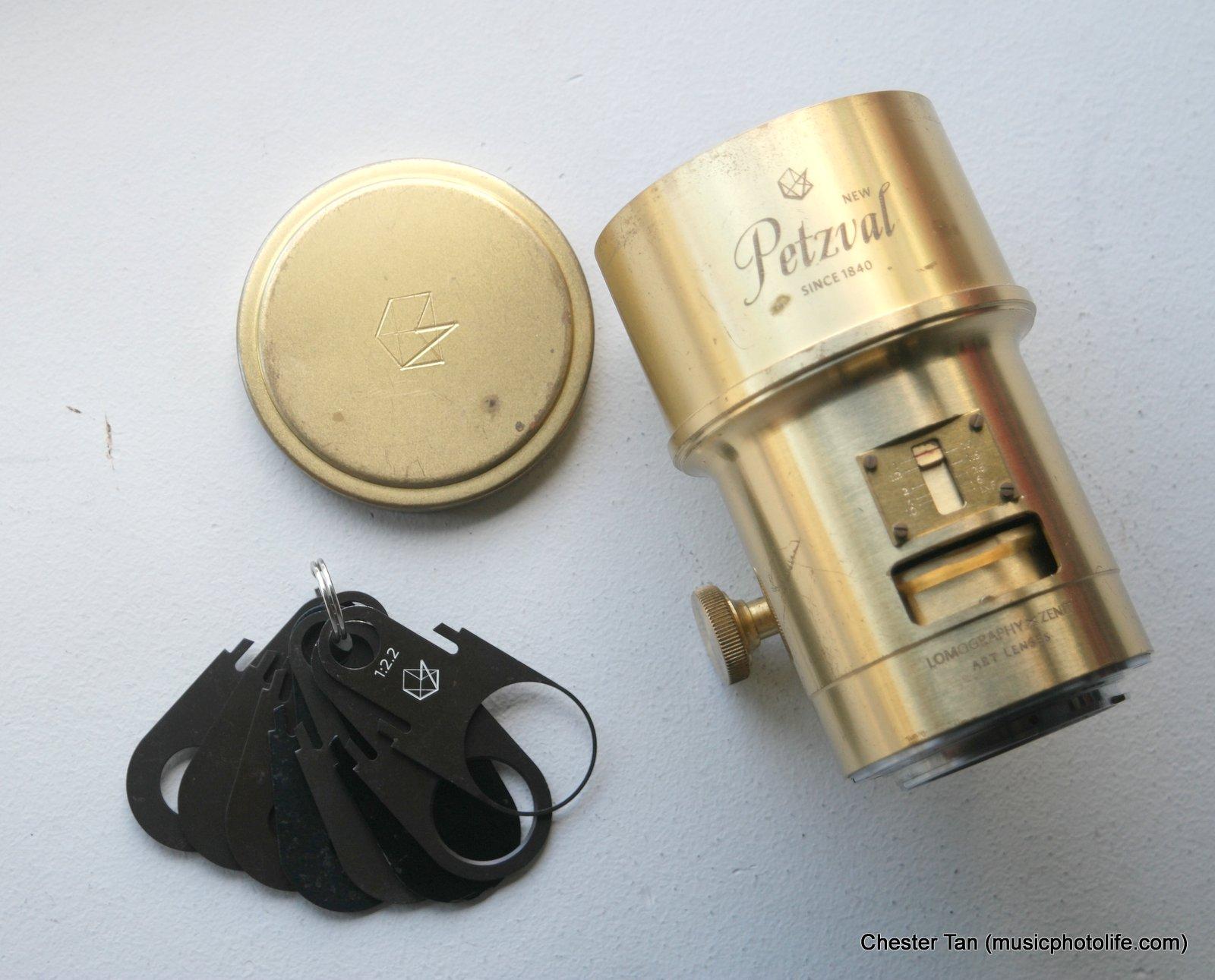 Petzval 85 Lens Review by musicphotolife.com