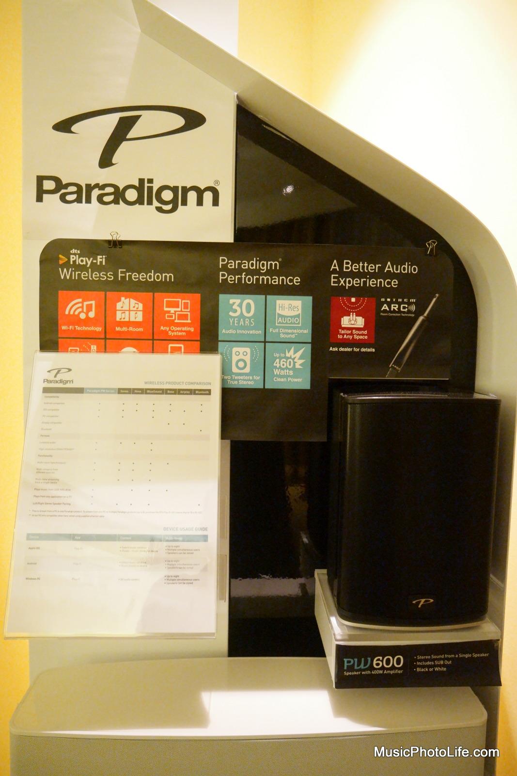 Paradigm PW 600 launch event in Singapore