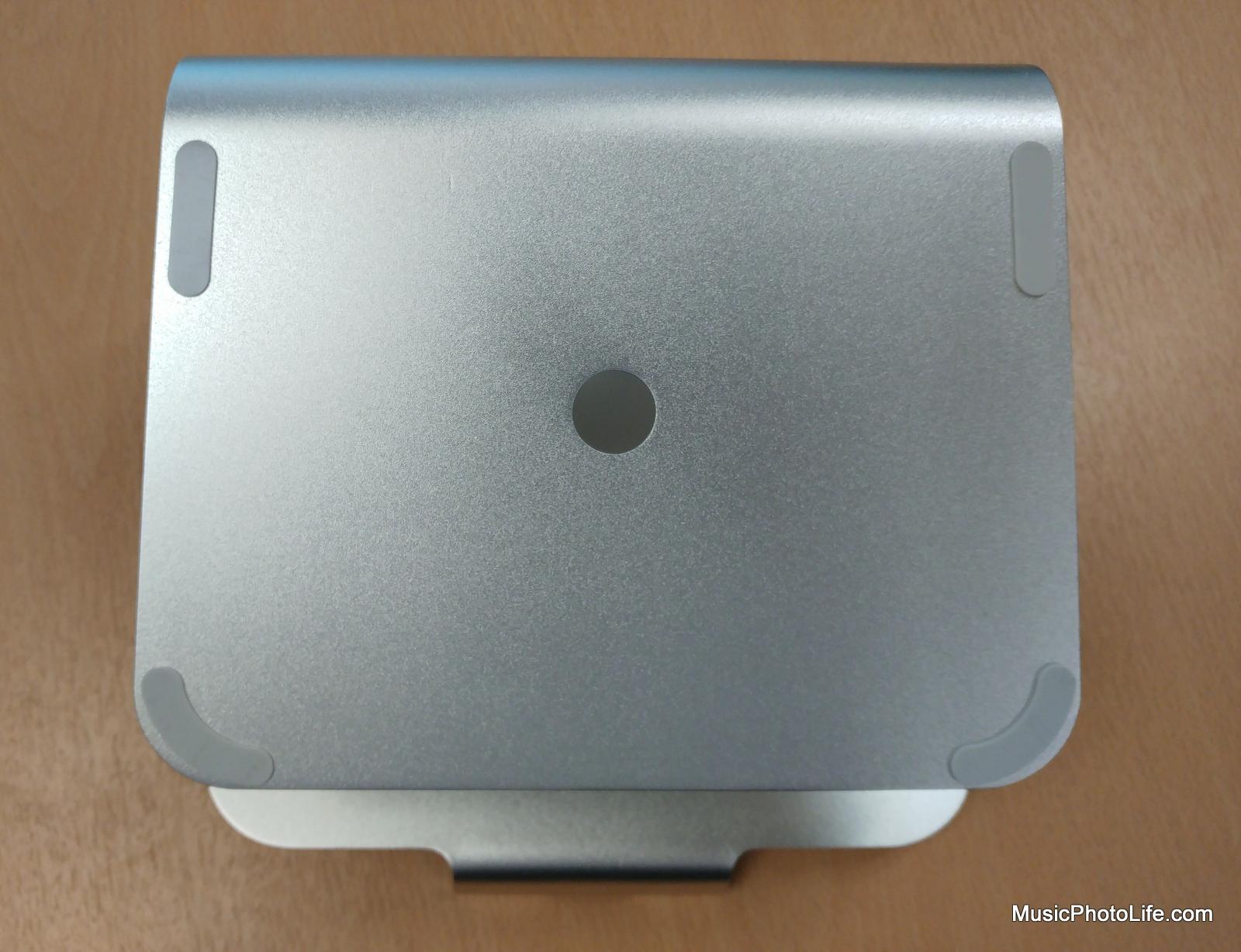 Laptopstand.Sg ErgoSilver - bottom view