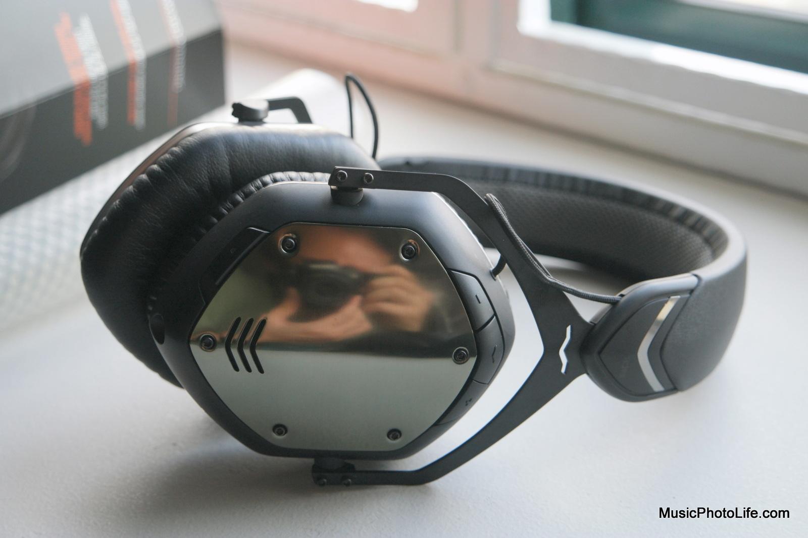 V-MODA Crossfade Wireless shield kit
