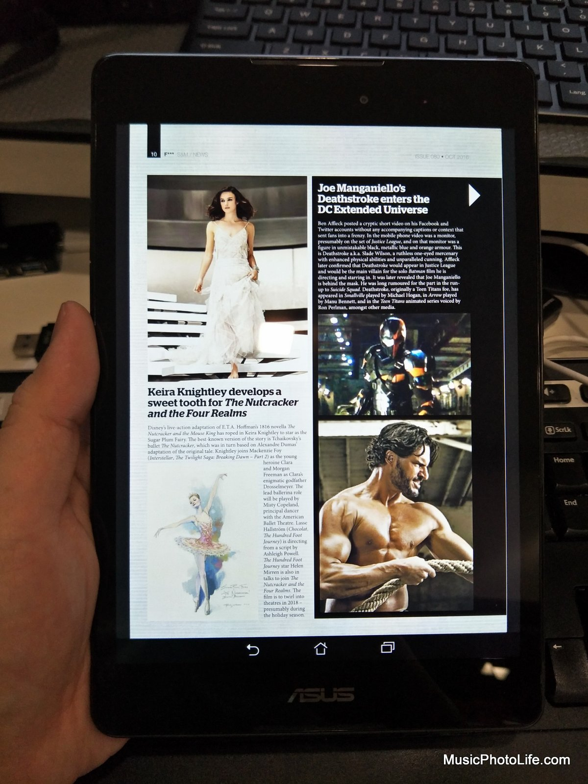 ASUS ZenPad 3 review by musicphotolife.com