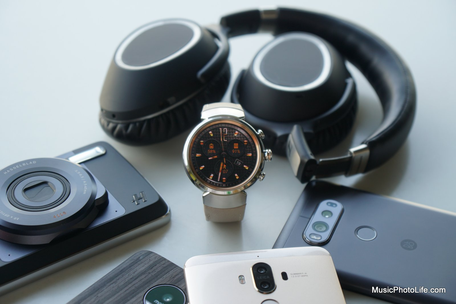 ASUS ZenWatch 3 Review: Android Wear Smartwatch