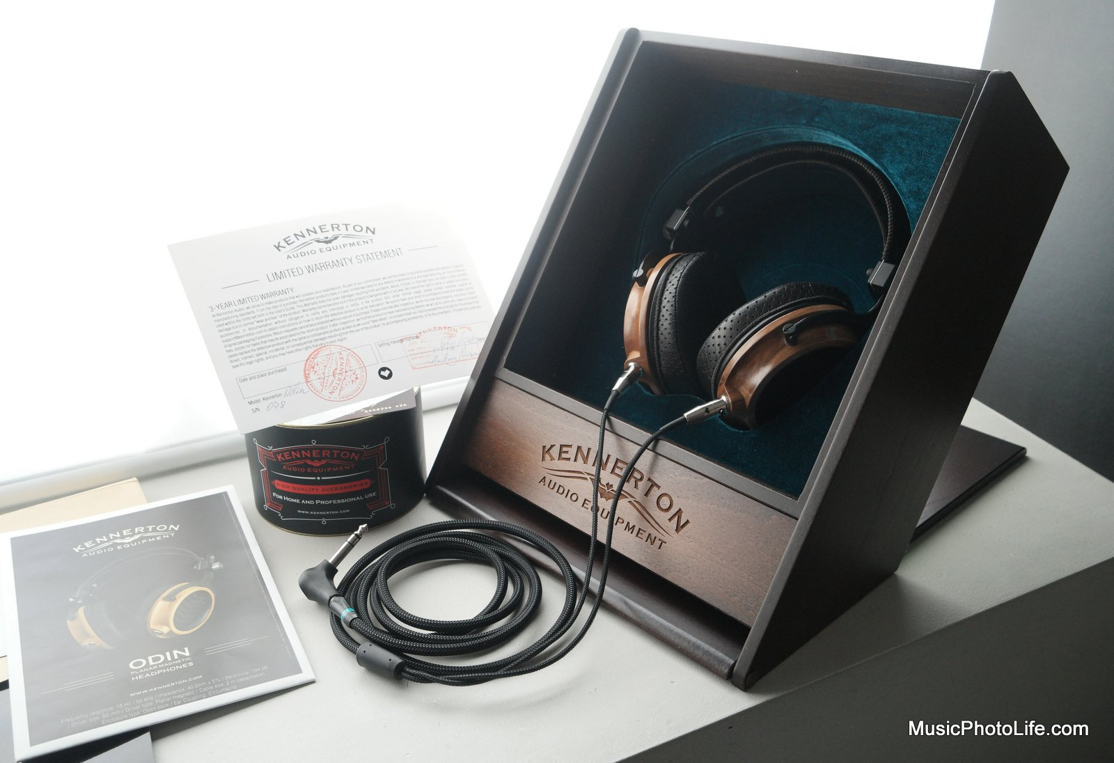 Kennerton Odin review by musicphotolife.com