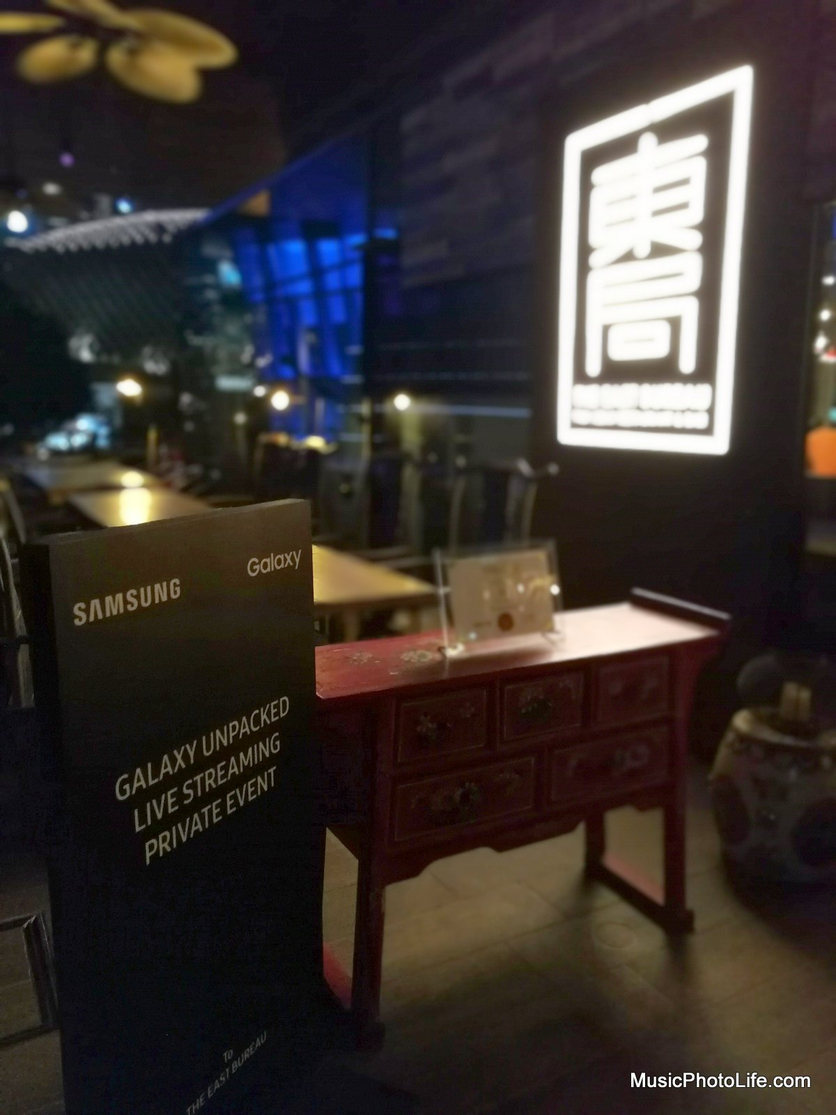 Samsung Galaxy Unpacked Live Streaming event in Singapore