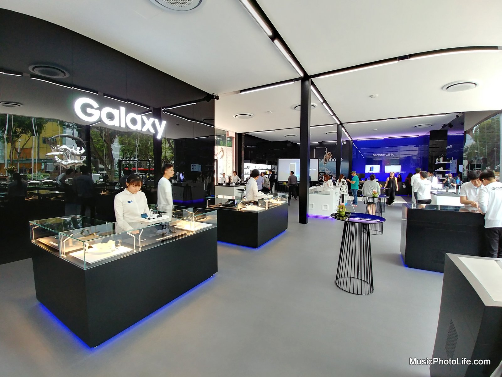 Samsung Galaxy Studio Singapore