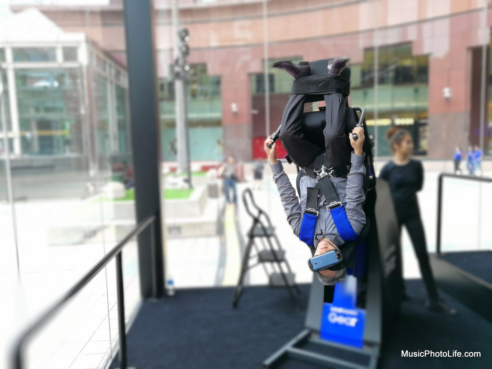 Samsung Galaxy Studio - VR Experience