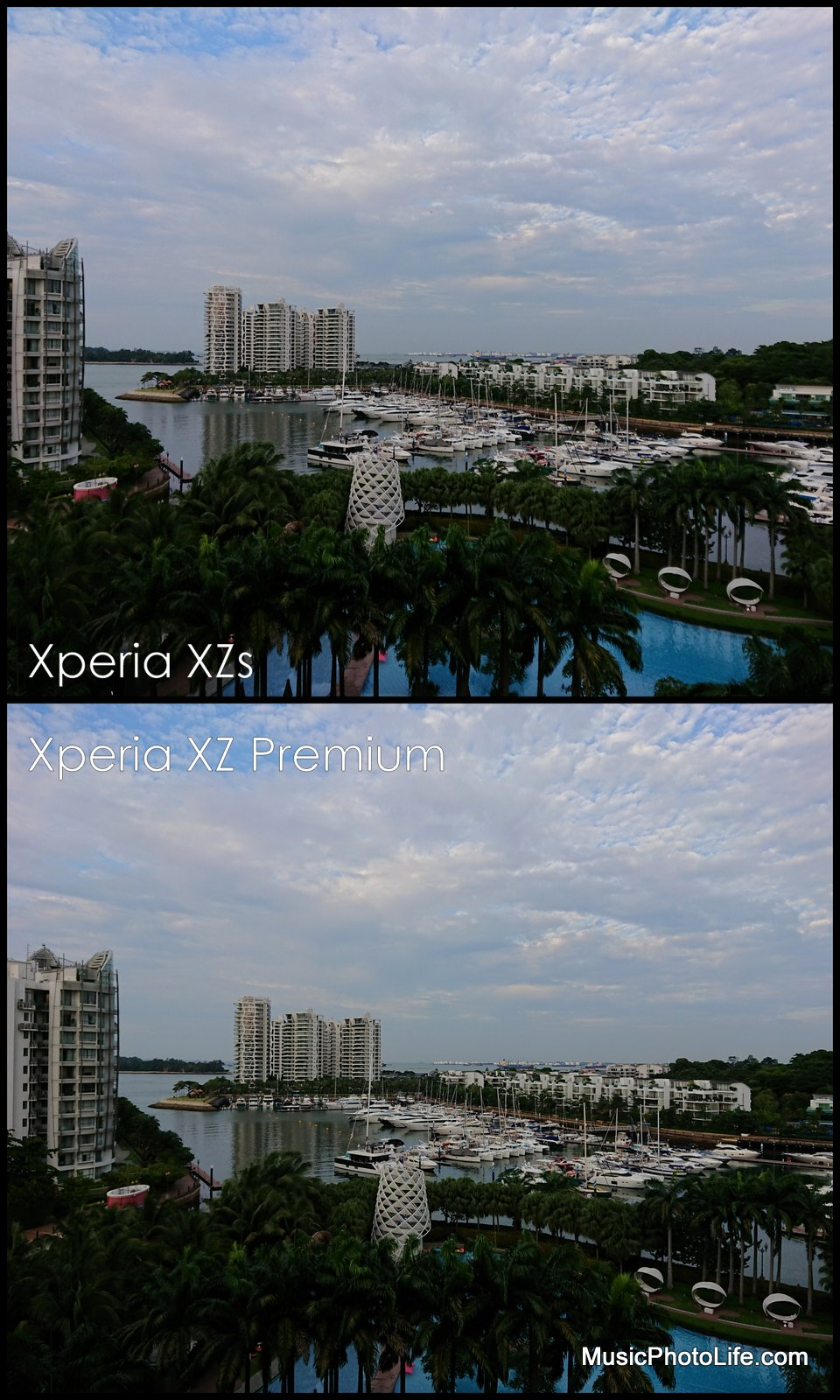 Sony Xperia XZs and Xperia XZ Premium sample images review by musicphotolife.com