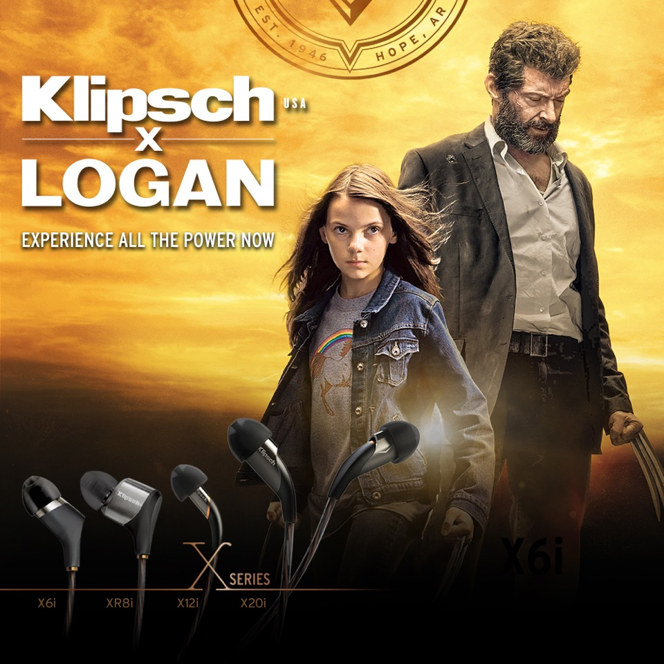 Klipsch X Logan Promotion Singapore
