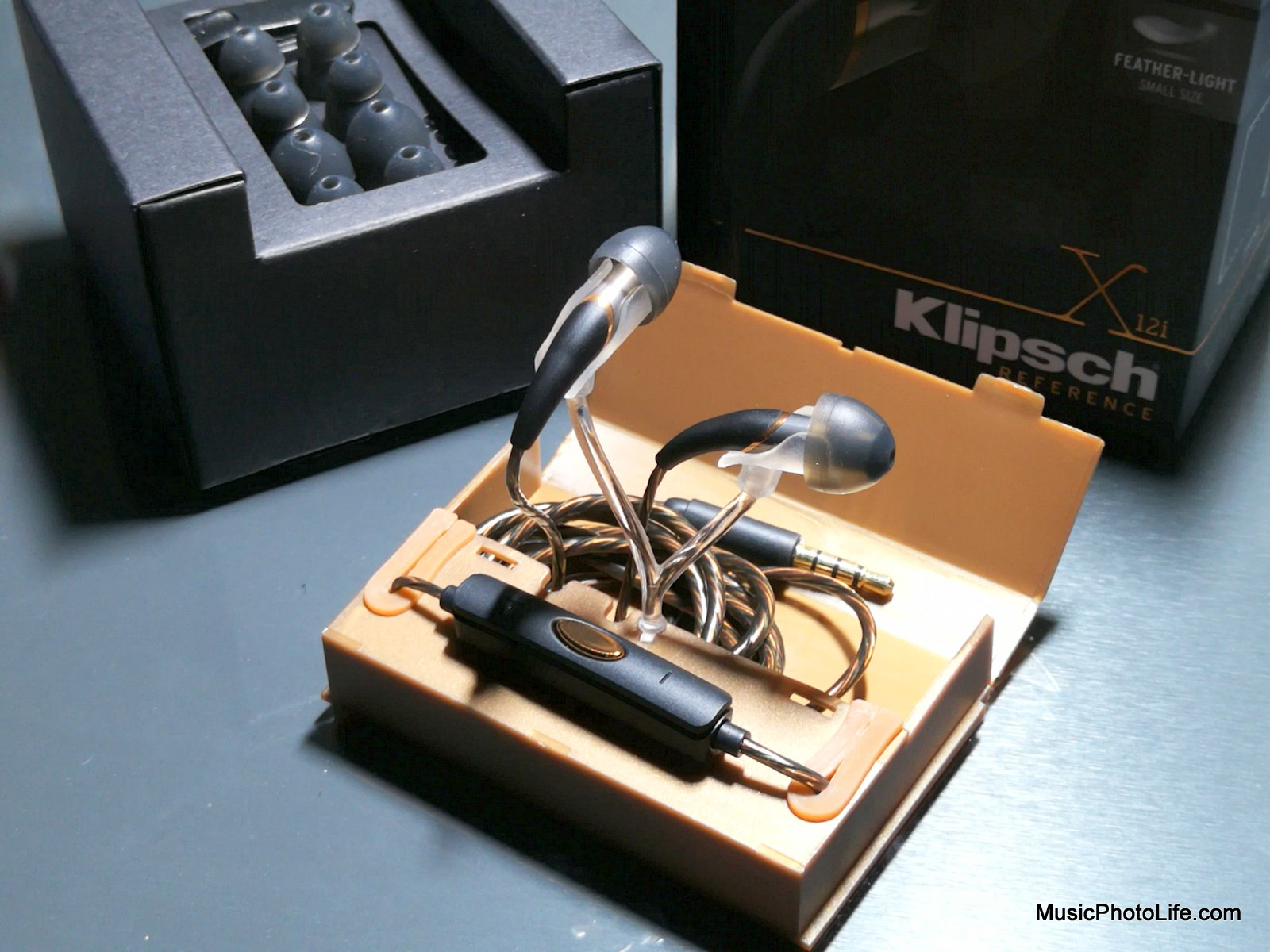 Klipsch X12i review by musicphotolife.com