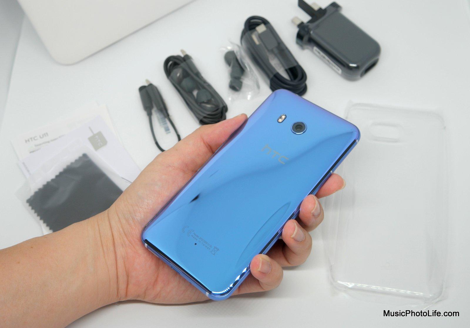 HTC U11 review my musicphotolife.com