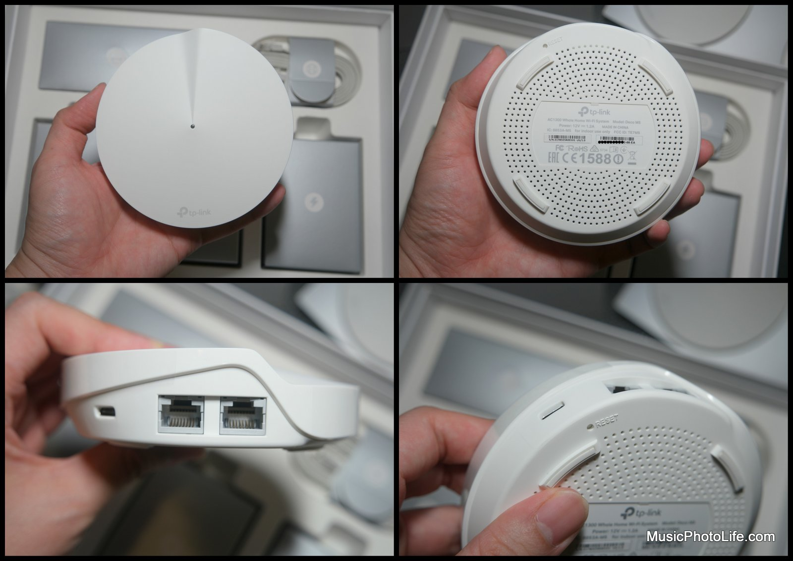 TP-Link Deco M5 review by Chester Tan musicphotolife.com