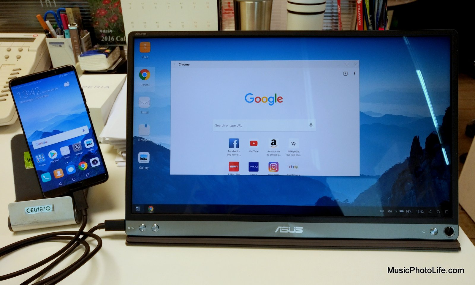 ASUS MB16AC Review: Portable USB Monitor