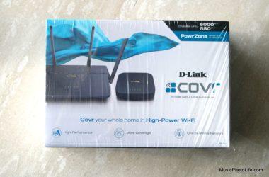 D-Link COVR review by musicphotolife.com