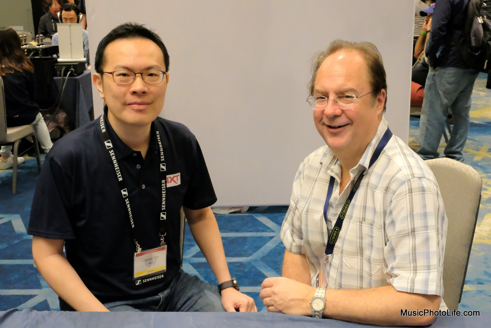 Interview with Chord Electronics Rob Watts by Chester Tan NXT Magazine