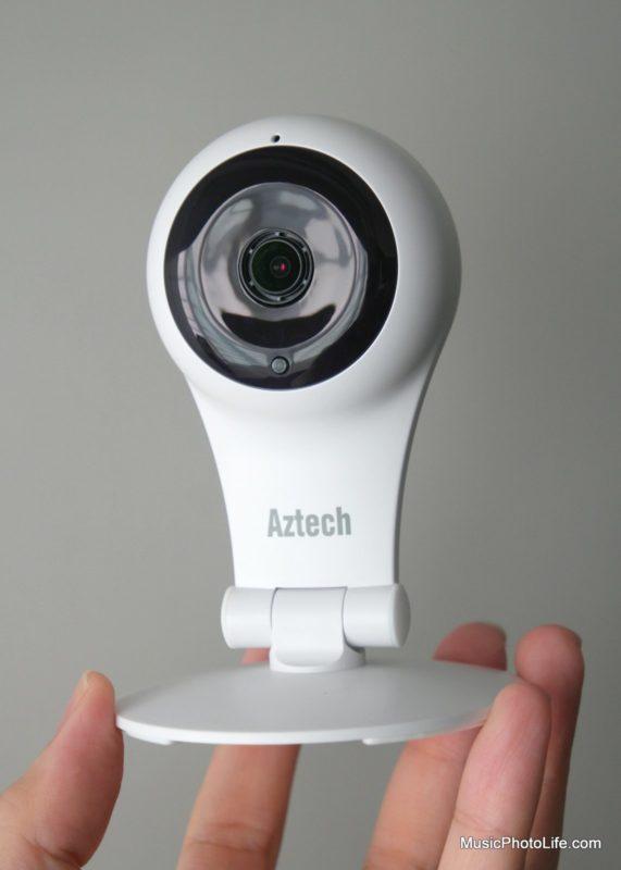 Aztech WIPC309HD IP Webcam review by musicphotolife.com