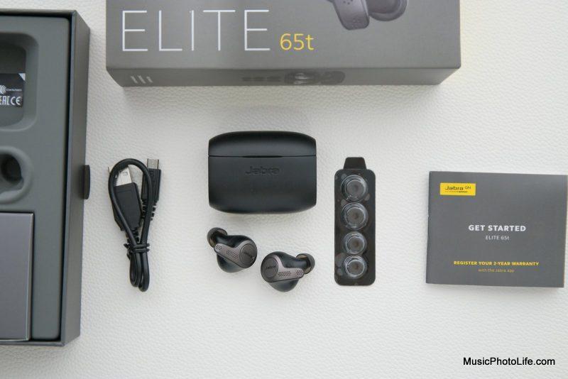 Jabra Elite 65t review by musicphotolife.com