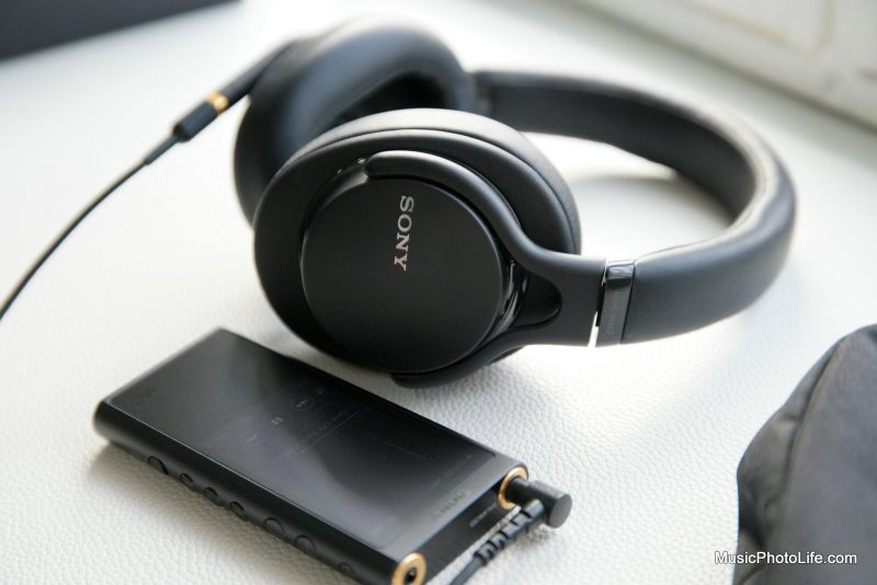Sony MDR-1AM2 headphones review by musicphotolife.com