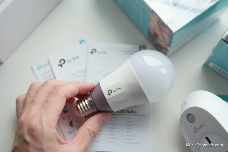 TP-Link Smart Bulb LB130