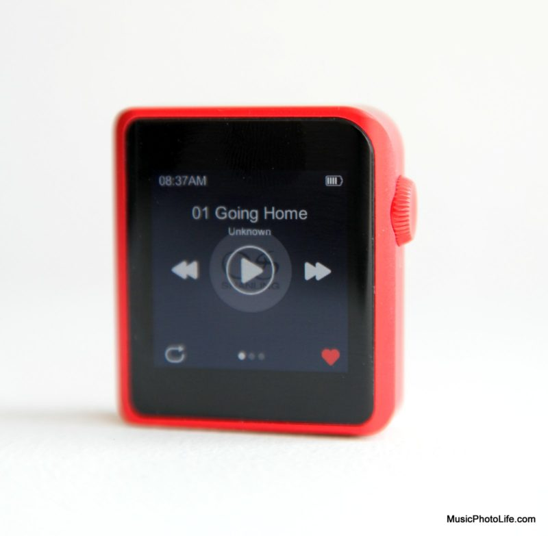 Shanling M0 digital audio player review by Chester Tan musicphotolife.com, Singapore consumer tech gadget site