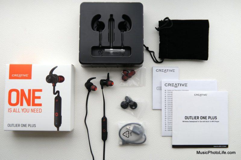 Creative Outlier One Plus review by Chester Tan musicphotolife.com, Singapore consumer tech gadget site