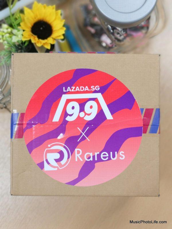 Lazada X Tronsmart Electronics Accessories Surprise Box by Rareus - 9.9 Sale 2018