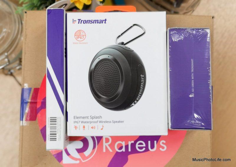 Tronsmart Element Splash IP67 Waterproof Wireless Speaker