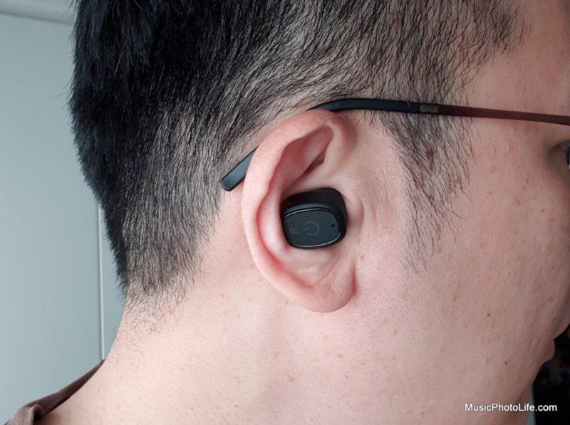 xFyro xS2 True Wireless Waterproof Earbuds review by musicphotolife.com, Singapore consumer gadget blog