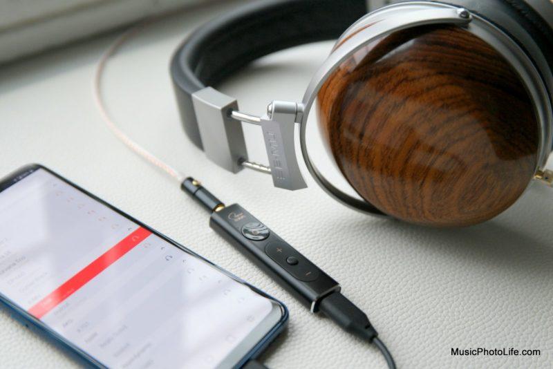 E-MU Teak Audiophile Reference Headphones