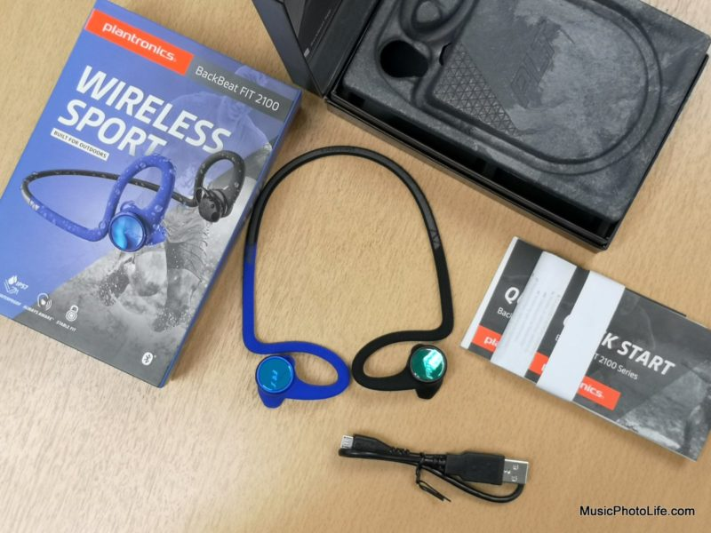 Plantronics BackBeat FIT 2100 review by musicphotolife.com, Singapore consumer gadget tech blog