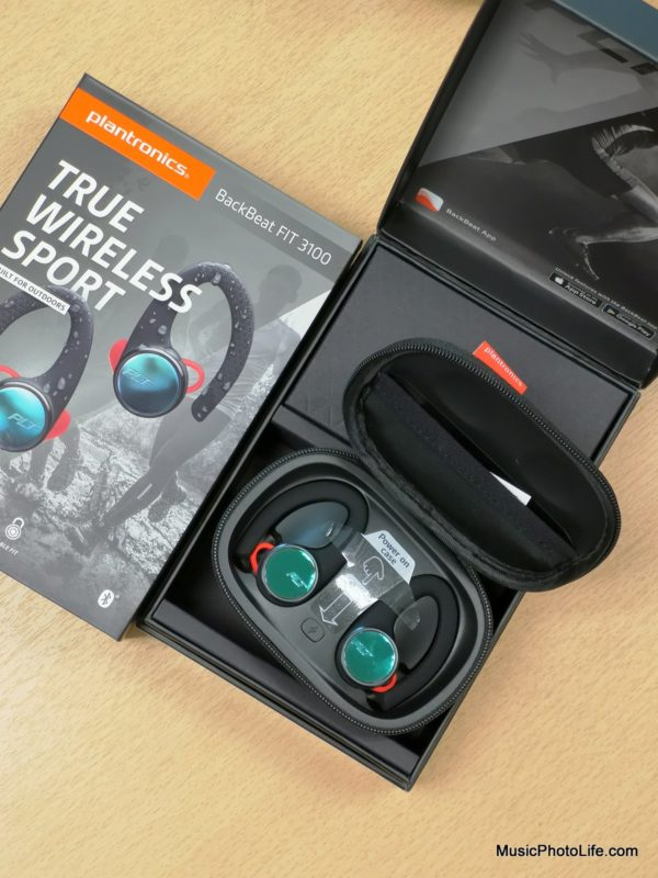 Plantronics BackBeat FIT 3100 review by musicphotolife.com, Singapore consumer gadget tech blog