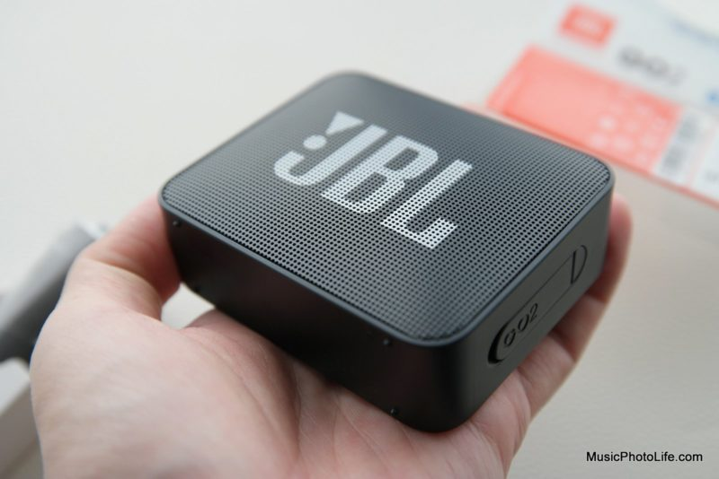 JBL GO 2 review by musicphotolife.com, Singapore consumer tech gadget blogger