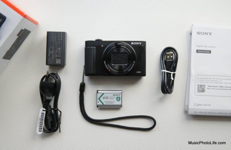 Sony DSC-HX99 Compact Camera review by musicphotolife.com, Singapore consumer tech gadget blogger