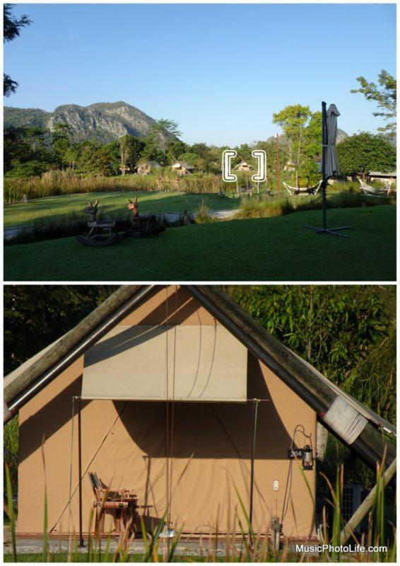 Sony DSC-HX99 photo sample - Lala Muka Tent Resort, Khao Yai, Thailand
