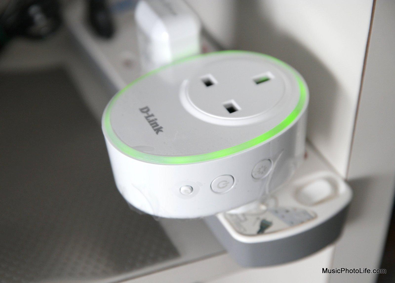 D-Link DSP-W115 Wi-Fi Smart Plug review by musicphotolife.com, Singapore consumer tech blogger