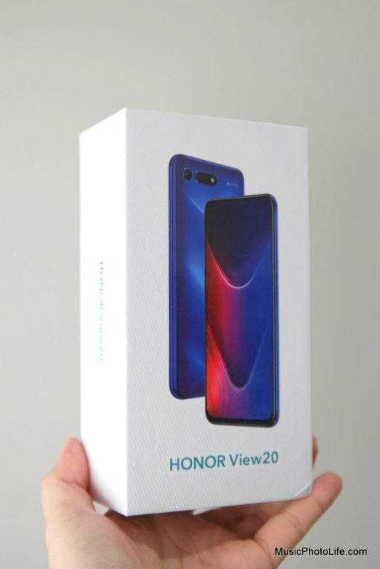 Honor View20 review by musicphotolife.com, Singapore smartphone blogger