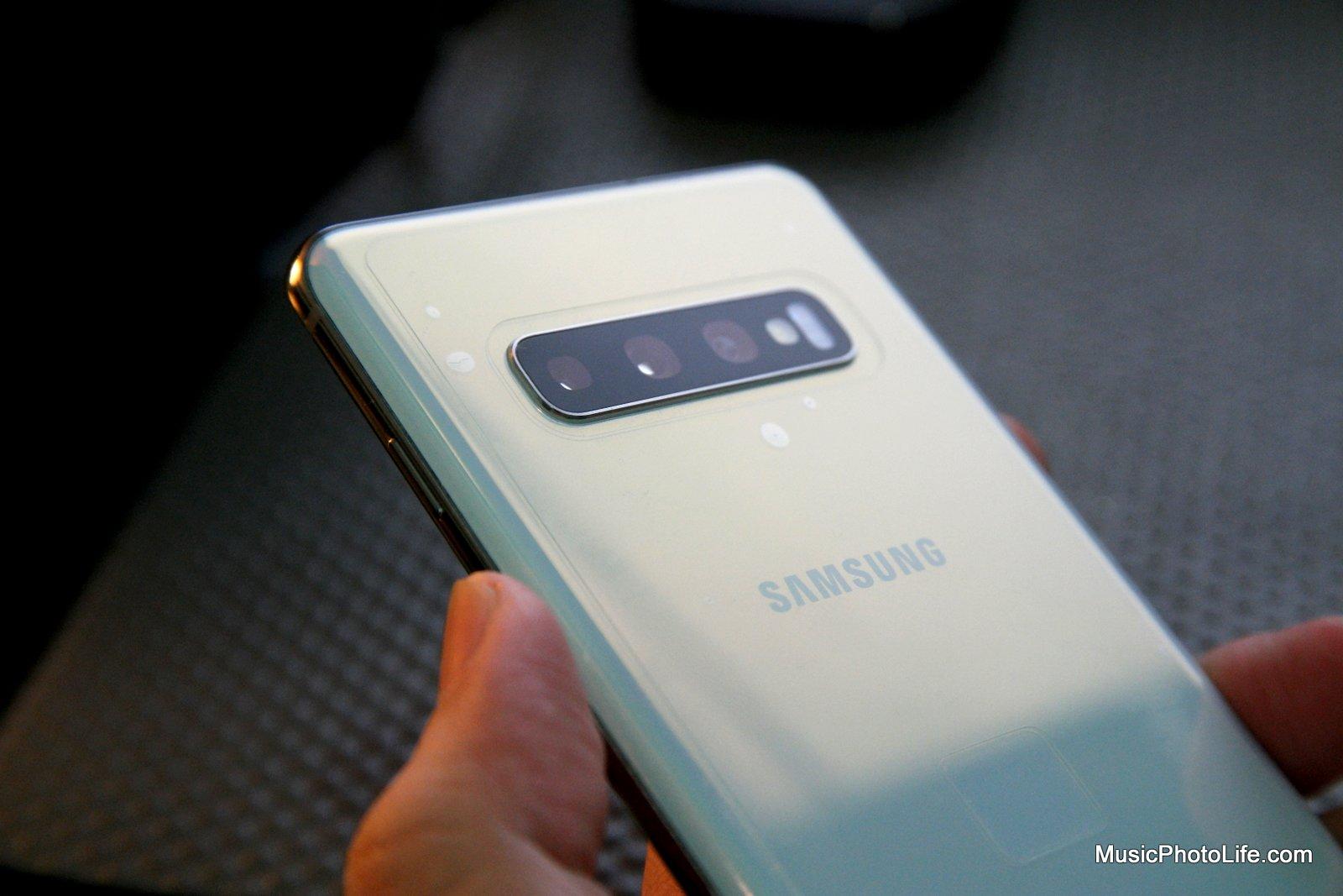 Samsung Galaxy S10+ review by musicphotolife.com, Singapore smartphone blogger