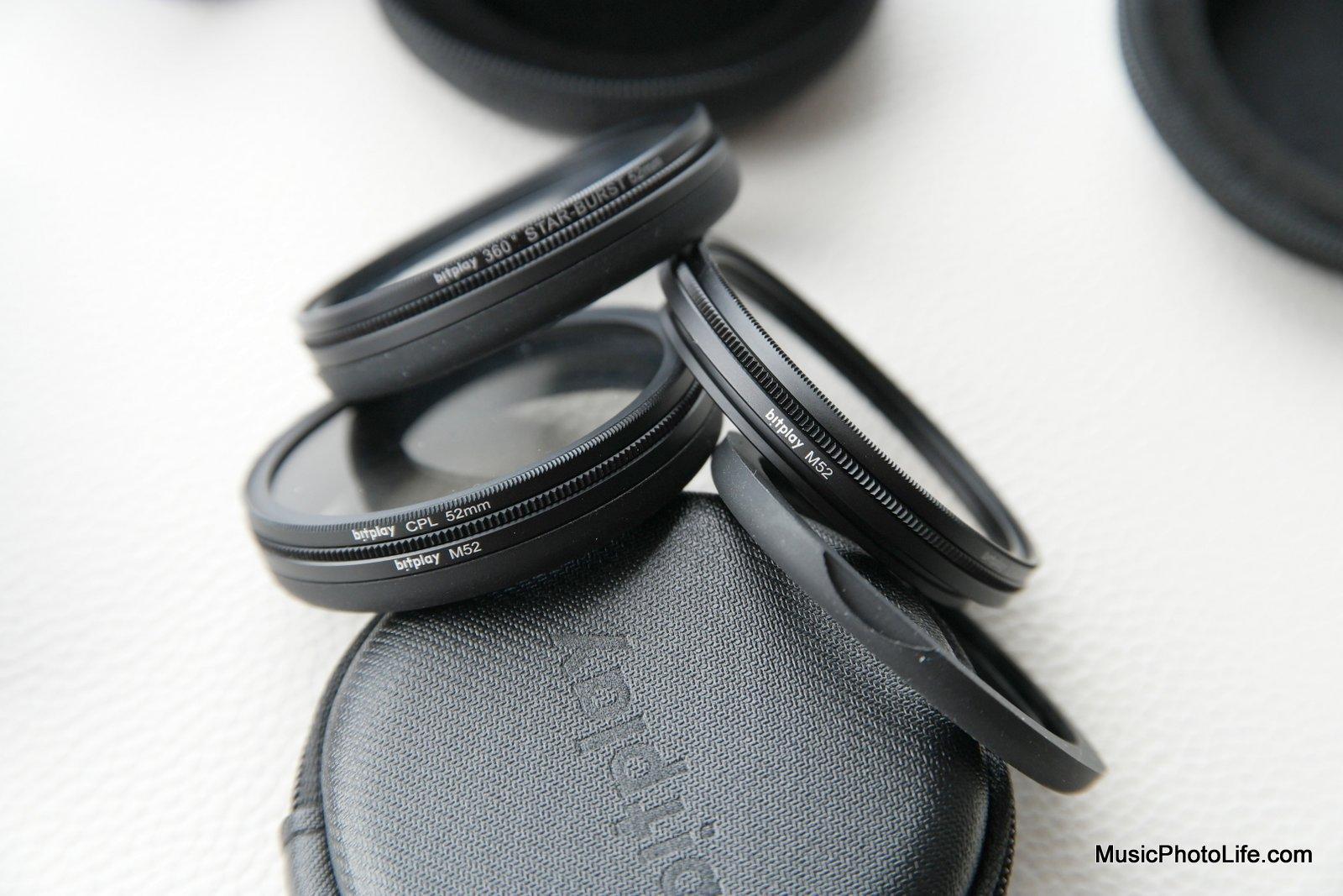 bitplay smartphone lens filter review by musicphotolife.com, Singapore consumer tech blogger