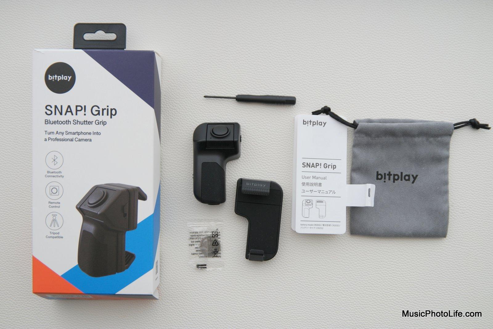 bitplay SNAP! Grip review by musicphotolife.com, Singapore consumer tech blogger