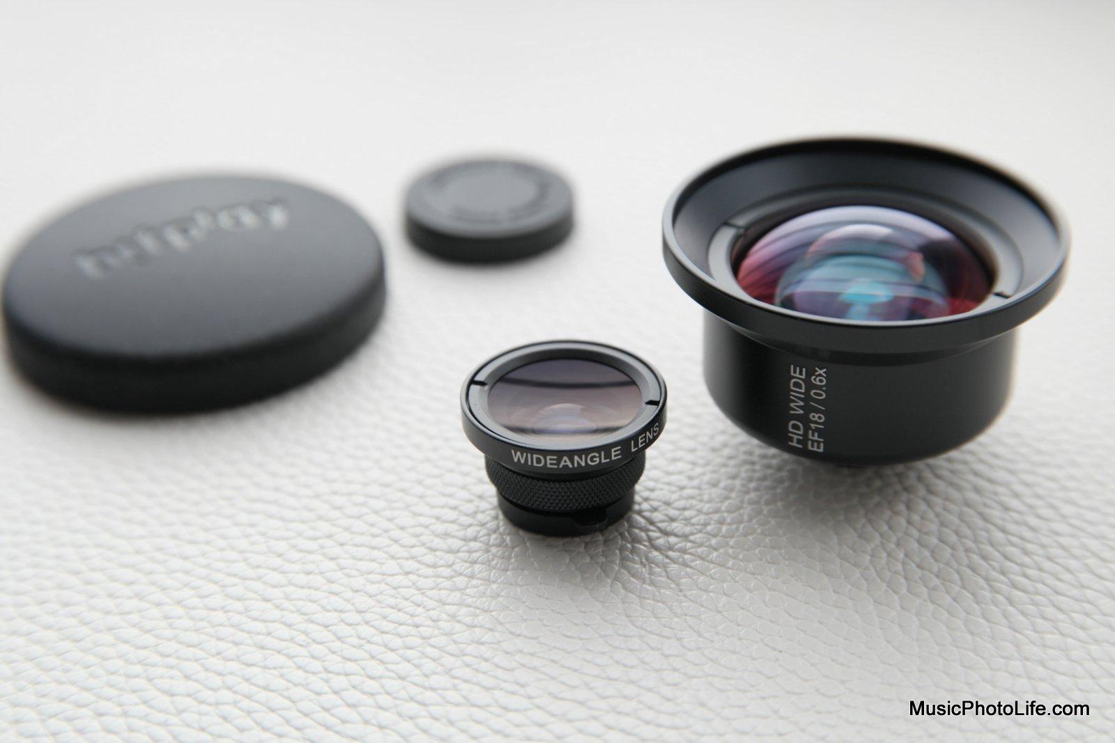 bitplay smartphone lens attachment review by musicphotolife.com, Singapore consumer tech blogger