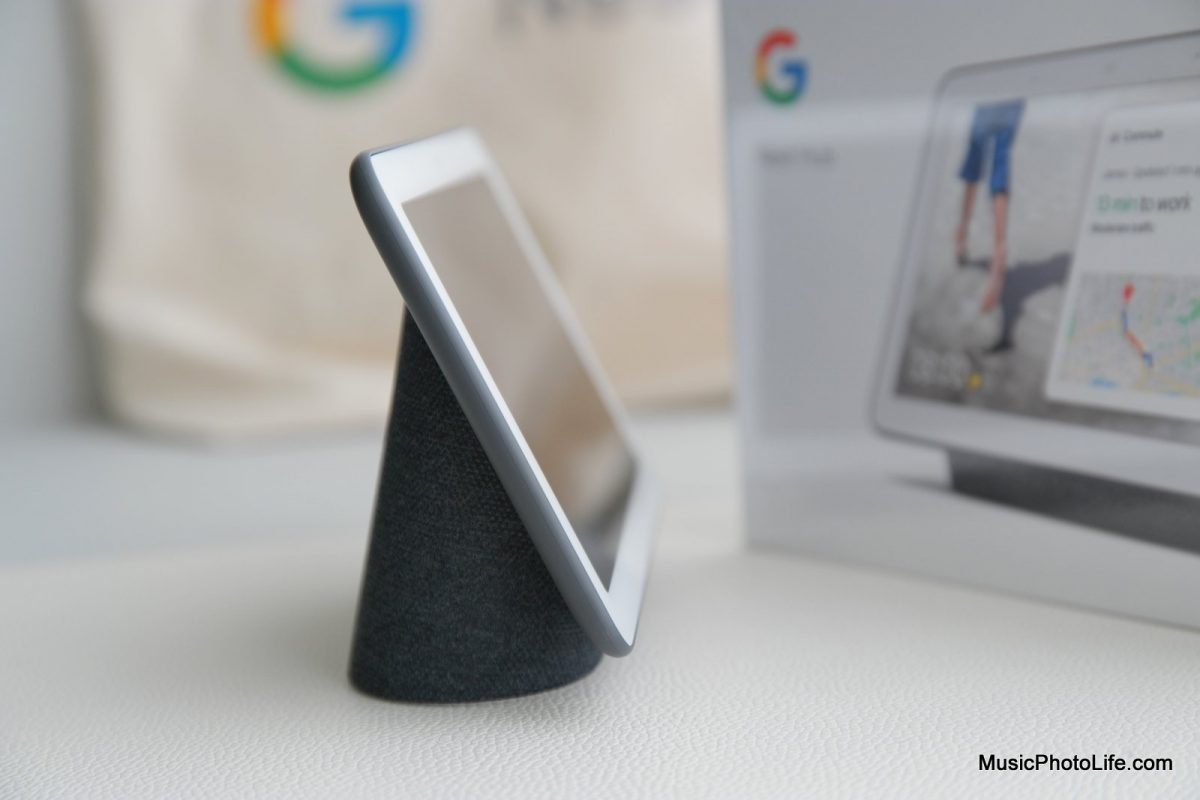 Google Nest Hub review by musicphotolife.com Singapore tech blog