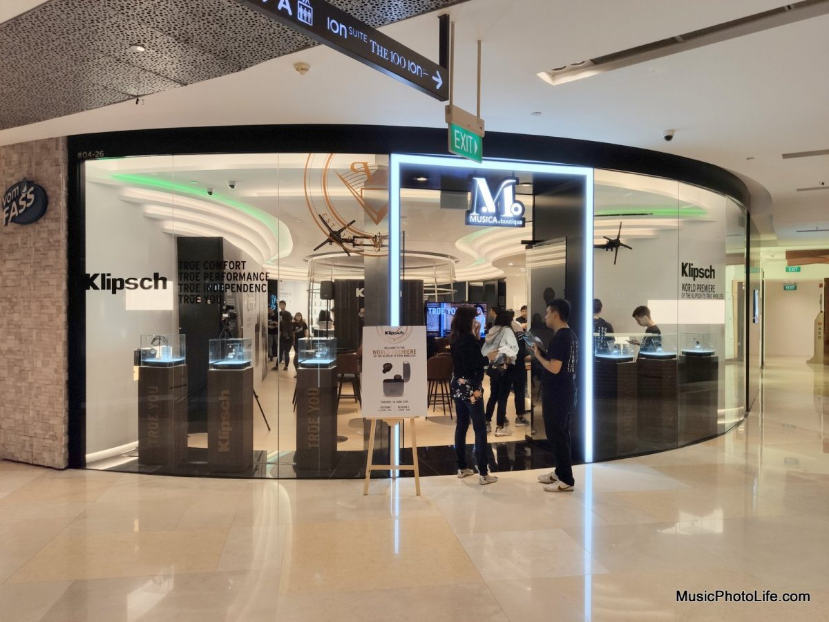 Musica Boutique at ION Orchard