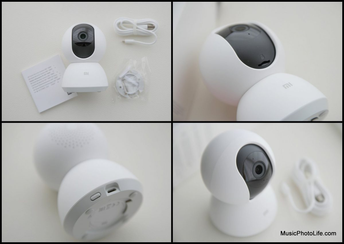 Mi Home Security Camera 360 1080 review by musicphotolife.com Singapore tech blog